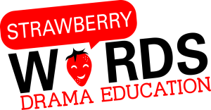 Strawberry Words Refix Logo