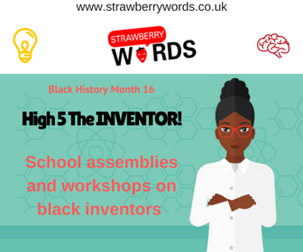 High_5_the_Inventors_flyer_for_Black_History_Month