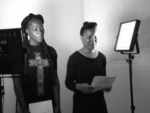 Screen_acting_workshop_led_by_actress_Cherelle_Skeete_and_Angela_Wynter_from_Eastenders(2015)